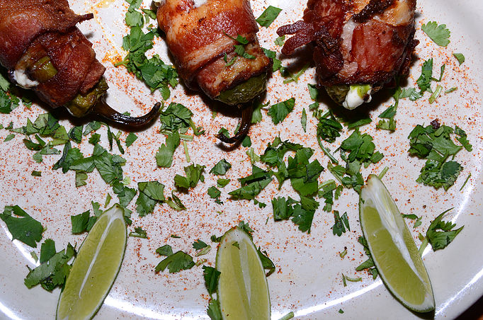 Authentic Mexican Food | TNT Poppers