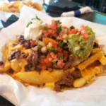 Dave's Loaded Carne Asada Fries