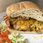 Chicken Fajita Sub | Specials