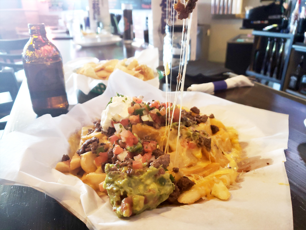 Everyone's Favorite Loaded Carne Asada Fries