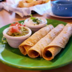 Rolled Tacos Bg | Menu