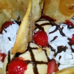 Nachos and Ice Cream | Desserts